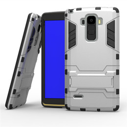 Wholesale Wholesale Xperia Play - Iron Man Rugged Armor Heavy Duty Hybrid TPU + PC Case For Sony Xperia Z3 Z4 Z5 LG G4 G5 K7 K10 Leon V10 Class Moto G G2 G3 X play HTC M9 A9
