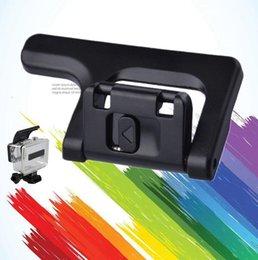 Wholesale Cameras Case For Sale - original Go Pro Accessories Hot sale Skeleton Housing Waterproof case Lock Latch for GoPro Hero 3 Camera Waterproof case Black