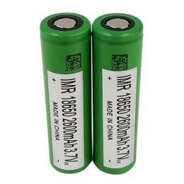 2019 cellules 3.6v US 18650 VTC5 2600mAh VTC4 2100mAh 3.7V batterie Li-ion 100% haute cellule de batterie HG2 HE2 pour cigarette électronique Manhattan King Nemesis Stingray cellules 3.6v pas cher