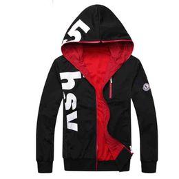 Wholesale Hoodie Promotion - Wholesale-fashion big size hoodies men sweatshirt moleton masculino de marca casual printed sudaderas hombre hip hop with hood promotion