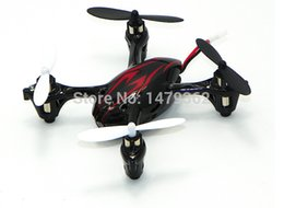 Wholesale Camera Helicopter Lcd - Wholesale-FY 310 H108C Mini 4CH Aerial Camera Quadcopte Aircraft LCD Remote Control Drone HubsanH107Cer RC Helicopter UFO Gyroscop