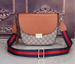 Wholesale Genuine Leather Fringe Handbags - 2018 fashion chain bags handbags women famous brands message bag fringe crossbody shoulder strap bag luxury designer leather top-handle bags