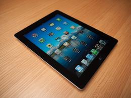 Wholesale Ipad Wifi Inch - IOS Tablet Refurbished Original Apple iPad 3 16GB 32GB 64GB Wifi iPad3 Tablet PC 9.7 inch IOS refurbished Tablet DHL