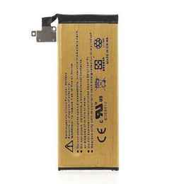 Wholesale 4s Gold Battery - Hot Selling High Capacity 2680 mah Gold Battery Replacement Li-ion Battery for iPhone 4S 4G Original Quality Wholesale Price UPS