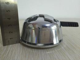 Wholesale Stove Burner Wholesale - Unbreakable Shisha Hookah bowl Accessories Charcoal holder Hookah Head Charcoal stove burner Heat Keeper