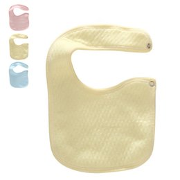 Wholesale Towels For Newborn Babies - Hot Sale Newborn Baby Bibs Cotton Solid Absorbent Bibs Burp Cloths Boys Girls Saliva Towel Bibs for Babies VT0127