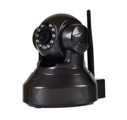 Canada IP HD720P Wifi IP Caméra sans fil Soutien 64G Sd Carte Et Deux Voies Audio WIFI P2P Onvif HD IP Réseau Sécurité Cam cheap ip cam sd card Offre
