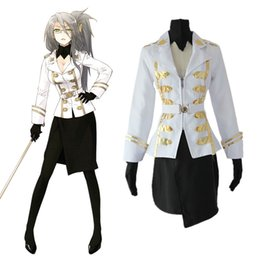 Wholesale Fate Game - Japanese Game Fate Apocrypha Cosplay Costume Celenike Icecolle Yggdmillennia Halloween Cosplay Uniform Set Dress New For Women