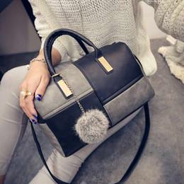 Wholesale Boston Sales - 2017 New Fashion handbags women bags hot sale Euramerican designer fashion bags Boston ladies handbags