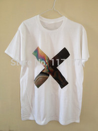 separation shoes b8536 f35e5 xx women Rebajas Al por mayor-The XX Rock Band T-Shirts Hombres Mujeres