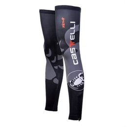Wholesale Legging Cycling - Wholesale-Free shipping ! Cycling Leg Warmer Bike Bicycle Ciclismo sport wear Shin guards Breathable+ Keep Warm+Comfortable CD-TT-05