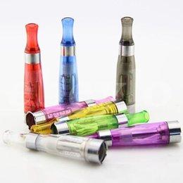 Wholesale E Cig New Design - New Design Electronic Cigarette Ego Ce4 Ce5 Atomizers clearomizer for E Cigarette Cigarettes Battery E-Cig cigs clearomizers ecigarette