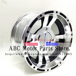 "Wholesale Road Chinese - Wholesale- ATV 10inch Front Wheel Aluminum Alloy Rims 10""x 5.5 Quad Chinese Off-Road 4 wheel Motorcycle Motocross"