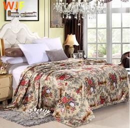 Wholesale Natural Silk Comforter Bedding Set - Wholesale-Natural Mulberry Pure 100% Printed Jacquard Handmade Silk Towels Duvet Blanket Comforter Quilt  Bedding Sets SpringSummerWinter