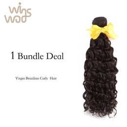 Wholesale Brazilian Hair Tight Curls - 7A Unprocessed Virgin Brazilian Curly Virgin Hair 1Bundle, Tight More Curls Brazilian Virgin Hair Extensions