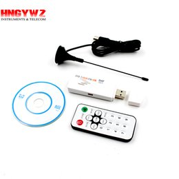 Wholesale Hd Dvb - Digital RTL2832U+R820T DVB-T SDR+DAB+FM USB 2.0 DIGITAL TV Tuner Receiver