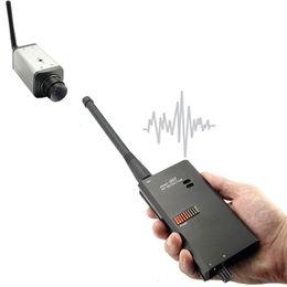 Wholesale Rf Lens - GSM wireles signal scanner RF Signal Detector Wireless Camera Finder RF Bug Detector Wireless Lens hunter 007
