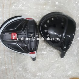 Wholesale Brand Golf Drivers - Brand New Mens Golf Clubs PXG Golf Driver Blue Graphite shaft S R-Flex Right Hand Golf Clubs Drivers With Head Cover Top Quality