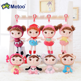 Wholesale Inflatable Plush Toys - Toy For Girls Metoo Angela Mini Reborn Babies Soft Kawaii Stuffed Plush Inflatable Doll For Kid Children Christmas Birthday Gift