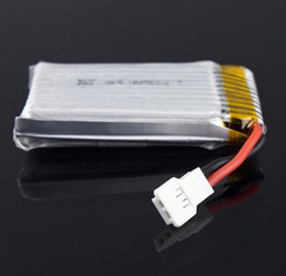 Wholesale Wholesale Professional Rc - Syma X5C Spare Batteries Professional 3.7V 20C 500mAh RC Quadcopter Airplane Spare Part Li-Po Battery RC Accessories for X5C