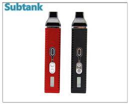 Wholesale Ecigarette Lcd - Titan 2 Vaporizer kit Hebe Dry herb Ecigarette Burn dry herbs Vaporizer pen with 2200mAh Battery Lcd Titan 1