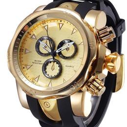 Marca de relojes de cuarzo de superficie online-SHHORS Marca reloj de cuarzo de los hombres Genuinos 3D superficie Caso relojes deportivos Escalada Relojes de pulsera montre homme relogios masculinos