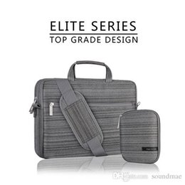 Wholesale China Elite - Cartinoe Elite Series Laptop Sleeve Case with accessories cabins Fabric+Plush for ipad pro Macbook Air Pro Sony HP Dell Lenovo Acer Asus