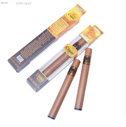 Wholesale Disposable Cigar Electronic Cigarette - HOT Disposable Cigar 1800 Puffs Electronic Cigarette E Cigars NO.1 E Cig Vapor Powerful Cigarettes Better Than Shisha E Hookah Disposabal