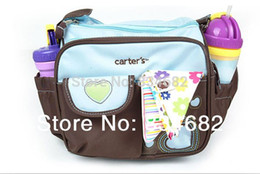 Wholesale Bebe Diaper Bags - FG1511 J.G ! 2014 Fashion Lovely Multifunctional Nappy Bags,Small mama Baby Diaper Bags for Mama mummy's, Diaper Bag Bolsa Para Bebe