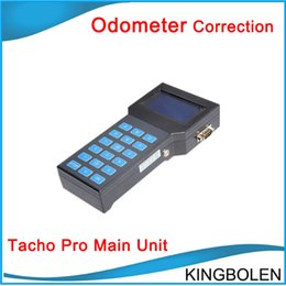 Wholesale tacho tools - Super Tacho Pro 2008 odometer correction Mileage correction tool Main Unit only with DHL Free Shipping