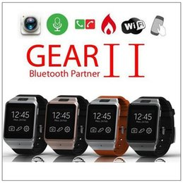 Wholesale Touchscreen Watch Bluetooth - LX36 X-Watch Smart Watch MTK6260 8GB Bluetooth Infrared Remote Control 1.54 inch Touchscreen Capacitive OGS for Galaxy S6 EDGE Note 5