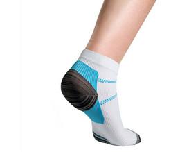 Canada Chaussettes de compression de pied de haute qualité pour la fasciite plantaire au talon, éperons, douleur, course à pied, course à pied, randonnée à vélo, chaussettes pour hommes et femmes cheap high heel foot pain Offre