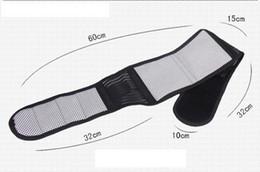 Wholesale Health Belts - 400pcs lot 2015 Hot Slimming Massager waist Belt Lower Waist Lumbar Brace Belt Strap Health Care