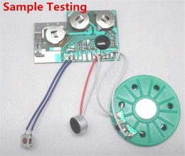 Wholesale Sound Box Price - Factory Price SAMPLE TESTING 50pcs 5-180seconds Recordable Sound Module Voice Chip DIY Accessories For Gift package, Music Box, Talking Book