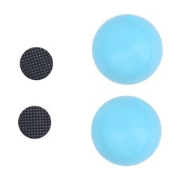 Wholesale Tiny Laptops - Wholesale-Hot-sale 2 Colors Tiny Cute Laptop Notebook Anti Skid Cooling Cooler Stand Ball Leg Skidproof Pad For Computer Laptop Pad 1 pair
