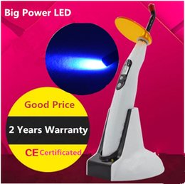 Wholesale Dental Led Light Curing Machine - Best quality Dental LED curing light with digital Woodpecker Wireless curing machine highly LED lamp 5W big power cordless woodpecker