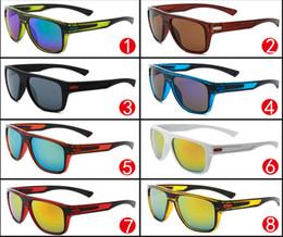 Wholesale Bike Wraps - HOT Brand Design Cycling Glasses, Men Women Outdoor Sports Sunglasses, Bike Goggles Glasses, Dazzling Color Sunglasses Multicolor Selection