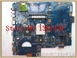 Wholesale Motherboard Agp - Wholesale-Free Shipping For ACER Aspire 5542 5542G MS2277 Latop motherboard MBPHP01001 SJV50-TR 48.4FN01.011 Mainboard 100% fully work