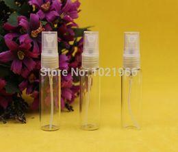 Wholesale Travel Atomiser - portable spray bottles Travel glass Refillable Mini Perfume 10ml Bottle Atomiser Spray airless 10 ml for refill cosmetics Home Fragrances