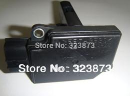 Wholesale Mass Air Flow Sensors - Wholesale-original ! MASS Air Flow Sensor FOR MITSUBISHI GALANT LANCE MR985187 E5T60171