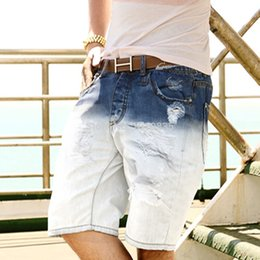 Cheap Distressed White Denim Shorts | Free Shipping Distressed ...