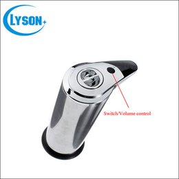 Wholesale Touchless Liquid Soap Dispensers - Handheld Battery Operated Touchless Stainless Steel Automatic Soap Dispenser Sensor Sanitizer Lotion Dispenser Liquid Soap Dispenser
