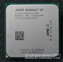 Wholesale Amd Athlon Ii X4 Cpu - AMD Athlon II X4 640 Processor(3.0GHz 2MB Socket AM3)Quad-Core scattered pieces cpu