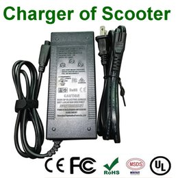 Wholesale Fc Adapters - Universal Self Balancing Scooter Charger 100-240V 50-60HZ UL CE FC SAA PSE Certificated US Plug AC Adapter Battery Charger Free Shipping