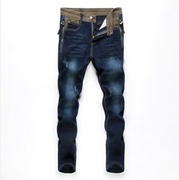 Wholesale Famous K - Wholesale- Discount New Style Fashion Men's Jeans, N&K Jeans men,Hot Sale, Original Famous Brand Jeans,Denim Jeans For Men