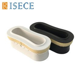 Wholesale Paddles Sup - High quality surfboard plastic handles plug sup paddle board handle fcs handle boxes nylon sup board handle for sale