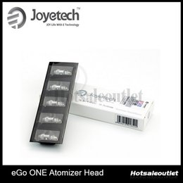 Canada Joyetech Ego One Coils Bobines de remplacement Joyetech pour kits de démarrage Ego One Tête d'atomiseur Joye Ego One CL Nouveautés Offre