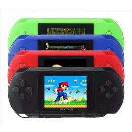 Wholesale Handheld Lcd Tv - Game Player PXP3(16Bit) 2.5 Inch LCD Screen Handheld Video Game Player Console 5 Colors Mini Portable TV Game OTH714