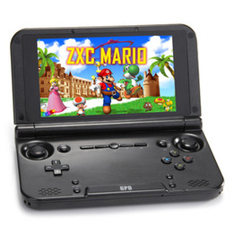 Wholesale H Cable - Latest Original GPD XD 5 Inch Android4.4 Gamepad Tablet PC 2GB 32GB RK3288 Quad Core 1.8GHz Handled Game Console H-IPS 1280*768 Game Player