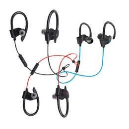 56S Беспроводные Bluetooth-наушники водонепроницаемый IPX5 наушники Спорт работает гарнитура стерео бас наушники Handsfree с микрофоном от